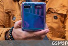 Photo of تم رفع صفحة دعم Samsung Galaxy Z Flip 5G ، الهاتف أقرب من أي وقت مضى إلى الإطلاق