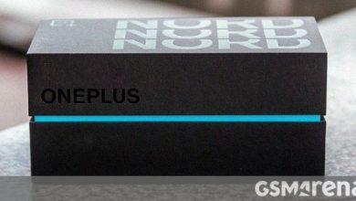 صورة يظهر OnePlus Nord على GeekBench ، ويأتي مع لمسة