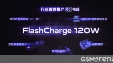 Photo of iQOO تكشف رسمياً عن Super FlashCharge 120W