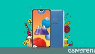 صورة تم الكشف عن Samsung Galaxy M01s بشاشة LCD مقاس 6.2 بوصة وهيليو P22