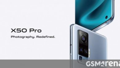 صورة يصل vivo X50 و X50 Pro إلى الهند ، مع TWS Earphone Neo tag