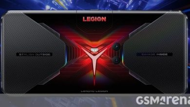 صورة تحقق من صور Lenovo Legion Pro الرسمية
