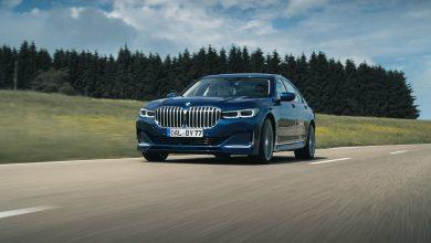 صورة تتمتع BMW Alpina B7 2020  بالتكنولوجيا والقوة
