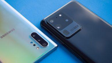 Photo of مراجعة : Samsung Galaxy S20 Ultra ضد Galaxy Note 10+ (5G)