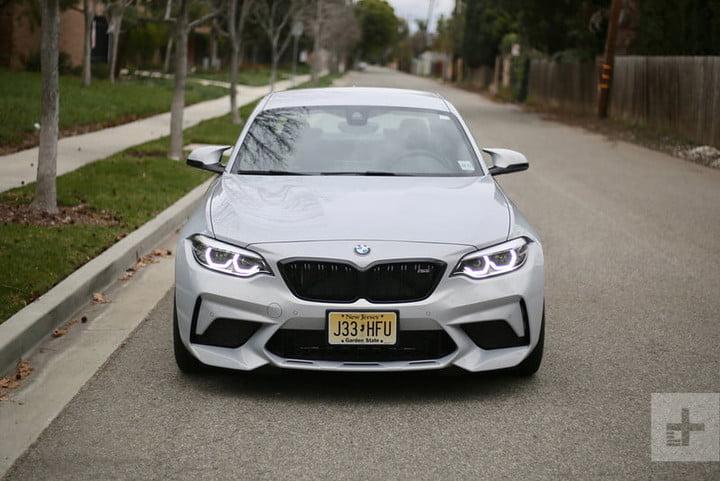 مراجعة مسابقة BMW M2 لعام 2019