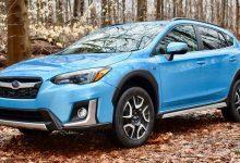 صورة مراجعة : 2019 Subaru Crosstrek Hybrid