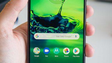 Photo of مراجعة هاتف Moto G8 Plus