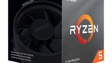 صورة AMD تطلق سلسلة رقاقات معالج RYZEN XT بتحسينات عن رقاقات Xen 2