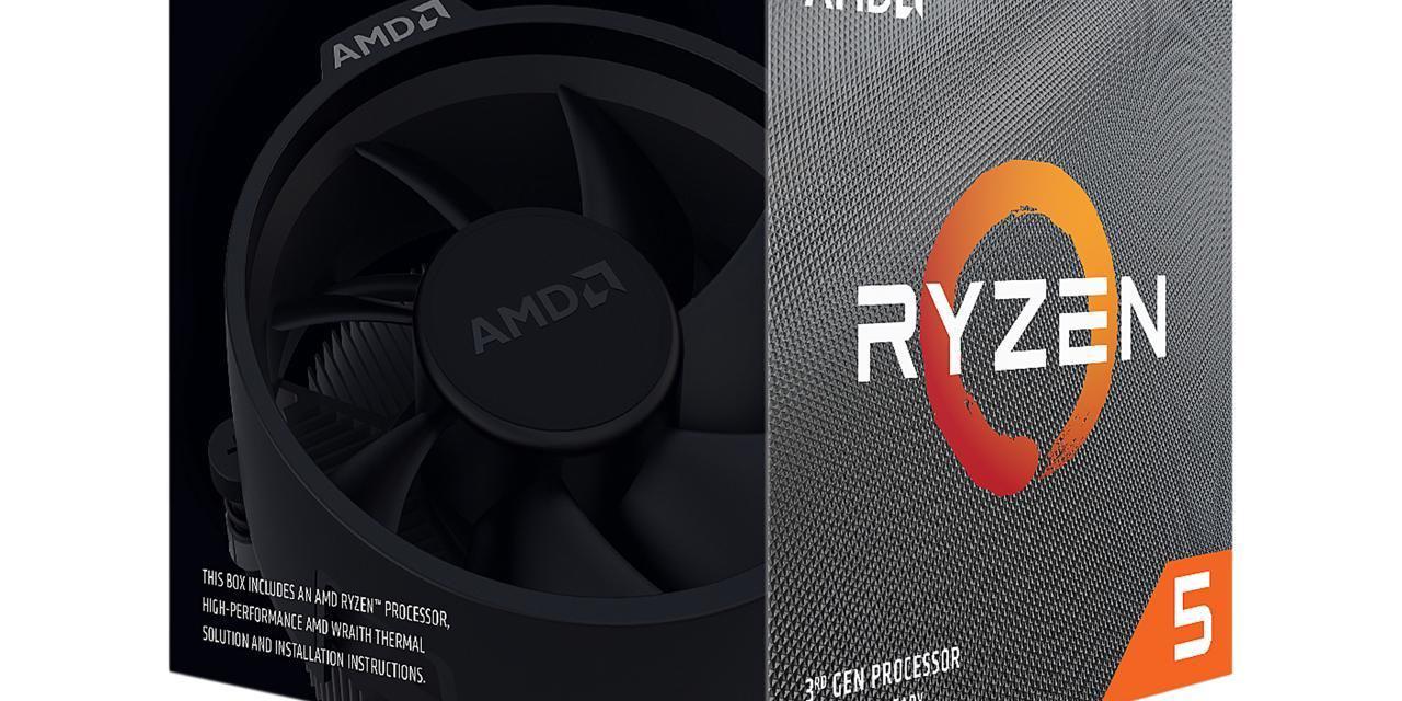 AMD تطلق سلسلة رقاقات معالج RYZEN XT بتحسينات عن رقاقات Xen 2