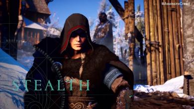 صورة الإعلان عن موعد إطلاق لعبة Assassin's Creed Valhalla على أجهزة الألعاب