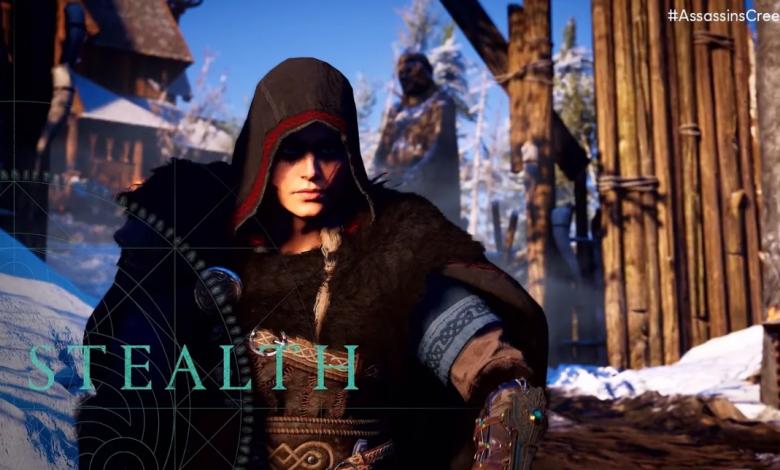 Photo of الإعلان عن موعد إطلاق لعبة Assassin's Creed Valhalla على أجهزة الألعاب