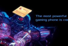 صورة Asus تؤكد رسمياً على دعم هاتف الألعاب ROG Phone 3 برقاقة Snapdragon 865 Plus