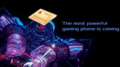 Photo of Asus تؤكد رسمياً على دعم هاتف الألعاب ROG Phone 3 برقاقة Snapdragon 865 Plus