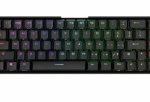 Asus تكشف عن لوحة المفاتيح اللاسلكية ROG Falchion بحجم صغير وعمر شحن 400 ساعة