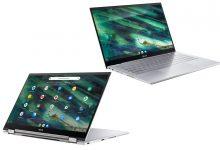 صورة Asus C436: كل ما هو عملي لجهاز Chromebook بدون أي تنازلات