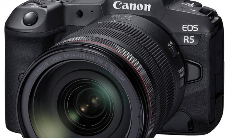 Photo of Canon تعلن رسمياً عن كاميرة EOS R5 بميزة دعم تسجيل فيديو بدقة 8K