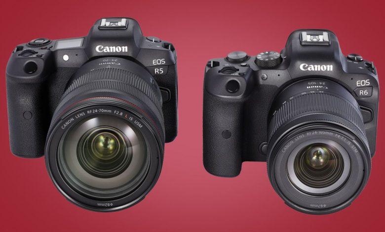 Photo of Canon EOS R5 ضد  Canon EOS R6 : اختلافات رئيسية تحتاج إلى معرفتها