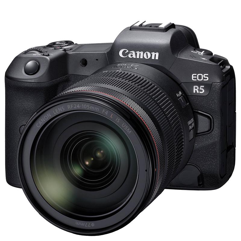 Canon تعلن رسمياً عن كاميرة EOS R5 بميزة دعم تسجيل فيديو بدقة 8K