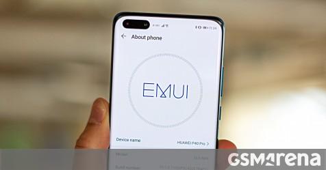 صورة واجهة EMUI 11 قادمة في الربع الثالث من العام الجاري 2020