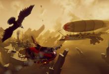 لعبة The Falconeer أول الألعاب التي تنطلق مع جهاز الألعاب القادم  Xbox Series X