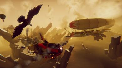 Photo of لعبة The Falconeer أول الألعاب التي تنطلق مع جهاز الألعاب القادم  Xbox Series X