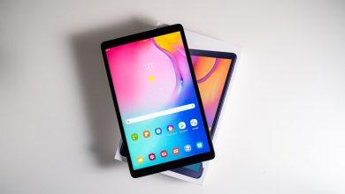 صورة Galaxy Tab A 10.1 2019 و Galaxy Tab A 8.0 2019 يبدأن بتلقي تحديث Android 10