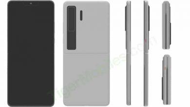 Photo of Huawei تُسجل براءة إختراع لهاتف ذكي قابل للطي يمتاز بتصميم صدفي