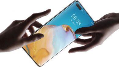 صورة Huawei Mate 40 قد يضم شاشة منحنية الطرفين، على غرار Huawei Mate 40 Pro