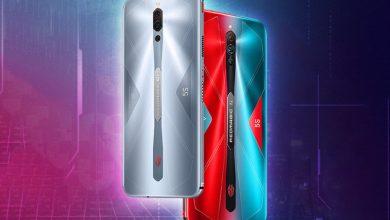 صورة Nubia Red Magic 5S هو تحديث تدريجي عبر هاتف الألعاب 5G