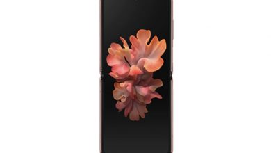 صورة Samsung Galaxy Z Flip 5G جاهز الآن للطلب المسبق في الولايات المتحدة ، يبدأ من 1450 دولارًا