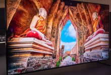 Photo of Samsung Q900 85-inch 8K QLED TV hands-on review