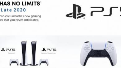 Photo of صفحة PlayStation 5 الترويجية في أمازون تؤكد على موعد إطلاق الجهاز في نهاية العام