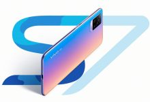 صورة Vivo تكشف عن تصميم كاميرا الهاتف Vivo S7، وتذكرنا بالهاتف Vivo X50 Pro