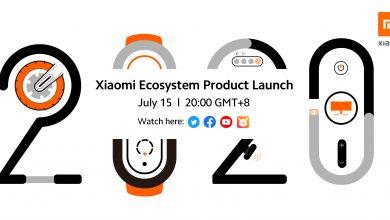صورة Xiaomi تخطط لإطلاق مجموعة من منتجاتها على الصعيد العالمي يوم 15 يوليو
