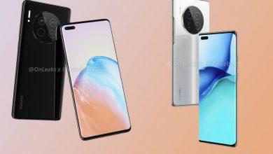 صورة إليك ما يمكن أن يبدو عليه Huawei Mate 40 و Mate 40 Pro