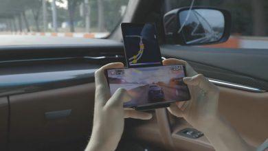 صورة الهاتف LG Wing الفريد من نوعه سيُكلف 1000$، وإليكم فيديو جديد للجهاز