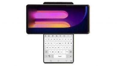 الهاتف LG Wing ذو الشاشة المزدوجة القابلة للدوران يظهر في فيديو مسرب