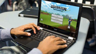 صورة تطرح Microsoft Minecraft: الإصدار التعليمي على أجهزة Chromebook