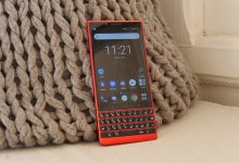 صورة تعود هواتف BlackBerry مرة أخرى