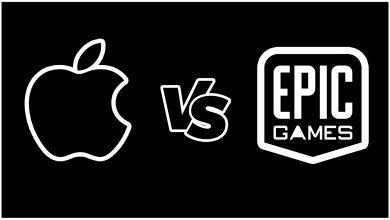 صورة رسمياً: أبل تهزم Epic في أول جولة قضائية ، Fortnite لن تعود على iOS!