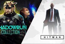 صورة سارع بالحصول على HITMAN و Shadowrun مجاناً للأبد من متجر Epic!