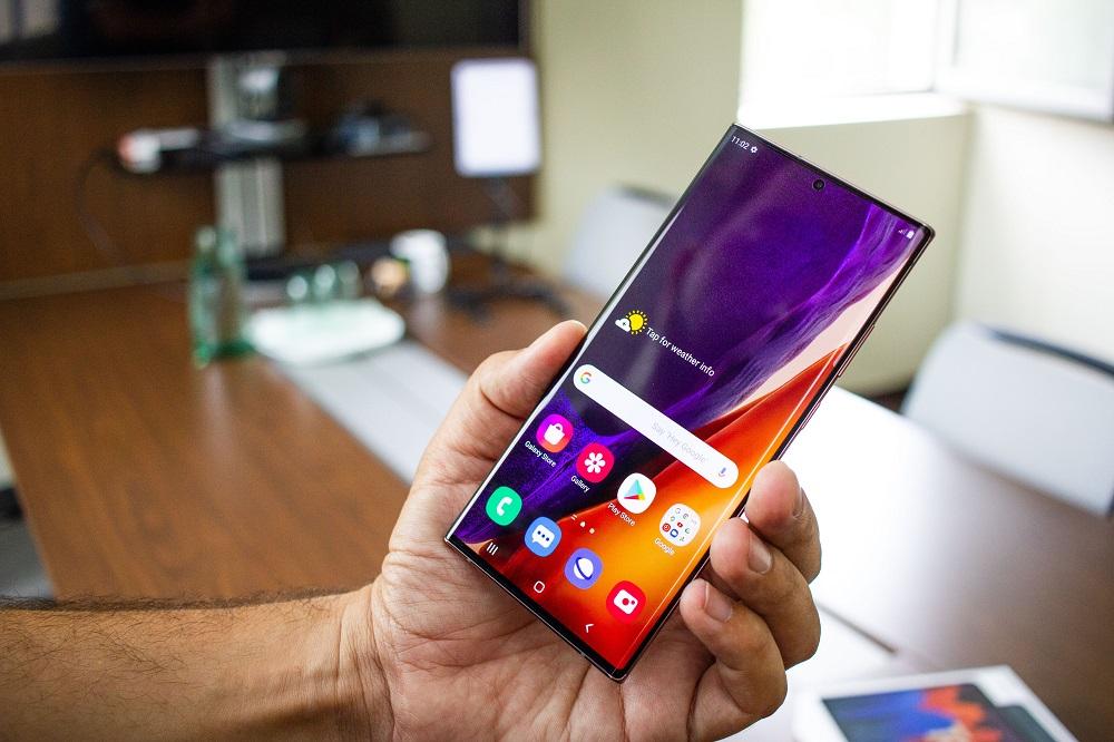 Galaxy Note 20 Ultra --