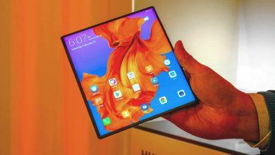 صورة ظهور معلومات جديدة حول الشاشة القابلة للطي للهاتف Huawei Mate X2