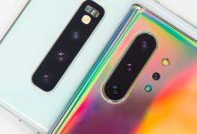 صورة Samsung Galaxy Note 10+ مقابل Galaxy S10 +