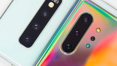 Photo of Samsung Galaxy Note 10+ مقابل Galaxy S10 +