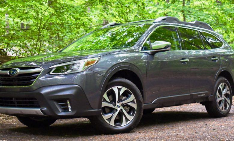 صورة مراجعة Subaru Outback Touring XT 2020 : طن من التكنولوجيا