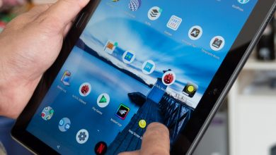 صورة مراجعة الجهاز اللوحي : Lenovo Smart Tab P10