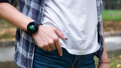 صورة مراجعة Samsung Galaxy Watch Active 2