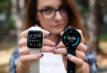 صورة Apple Watch Series 5 vs Samsung Galaxy Watch Active 2