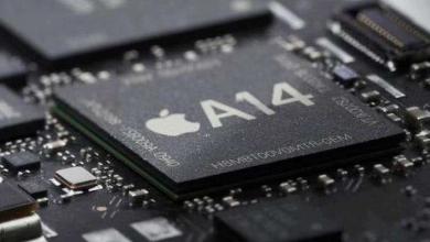 صورة رقاقة A14 Bionic ستدعم خفض إستهلاك الطاقة في iPhone 12 بنسبة 30%